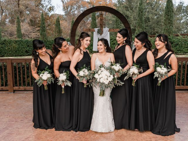 Justin and Mary's Wedding in Brookshire, Texas 21