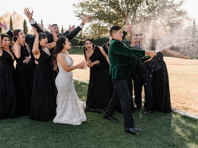 Justin and Mary's Wedding in Brookshire, Texas 22