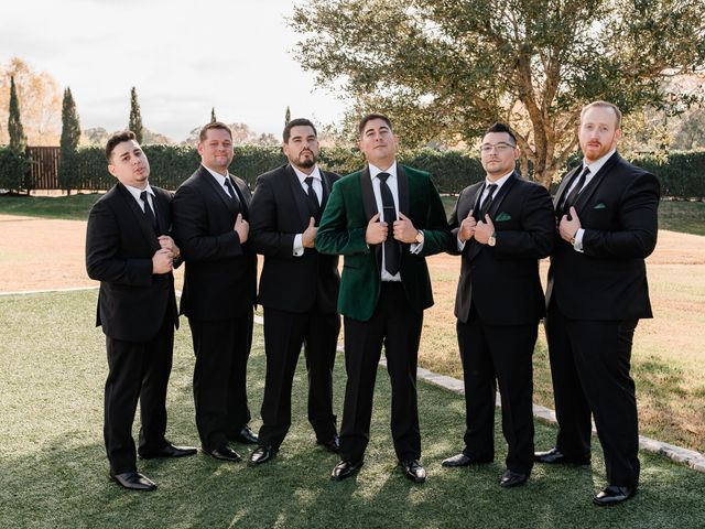 Justin and Mary's Wedding in Brookshire, Texas 23