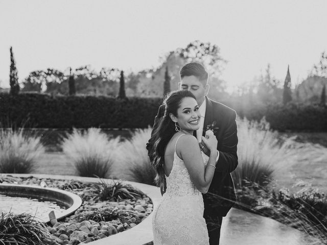 Justin and Mary's Wedding in Brookshire, Texas 25