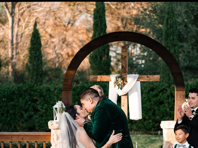 Justin and Mary's Wedding in Brookshire, Texas 26