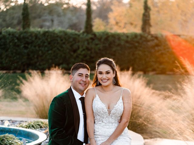 Justin and Mary's Wedding in Brookshire, Texas 27