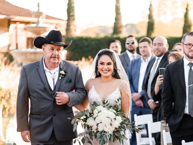 Justin and Mary's Wedding in Brookshire, Texas 28