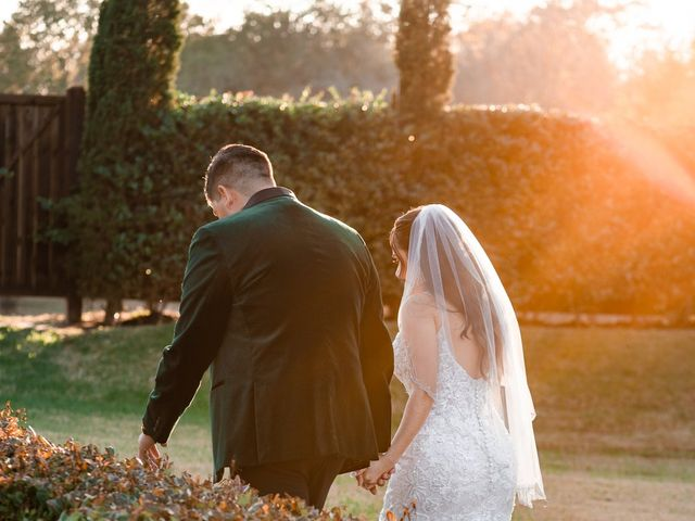 Justin and Mary's Wedding in Brookshire, Texas 29