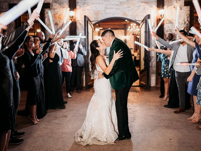 Justin and Mary's Wedding in Brookshire, Texas 32