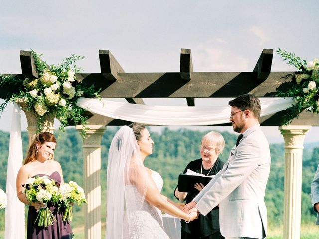 Paula and Brian's Wedding in Blountville, Tennessee 12