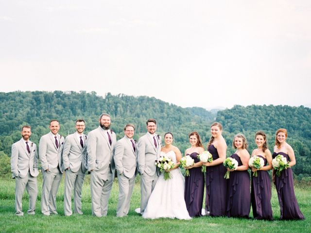 Paula and Brian's Wedding in Blountville, Tennessee 16
