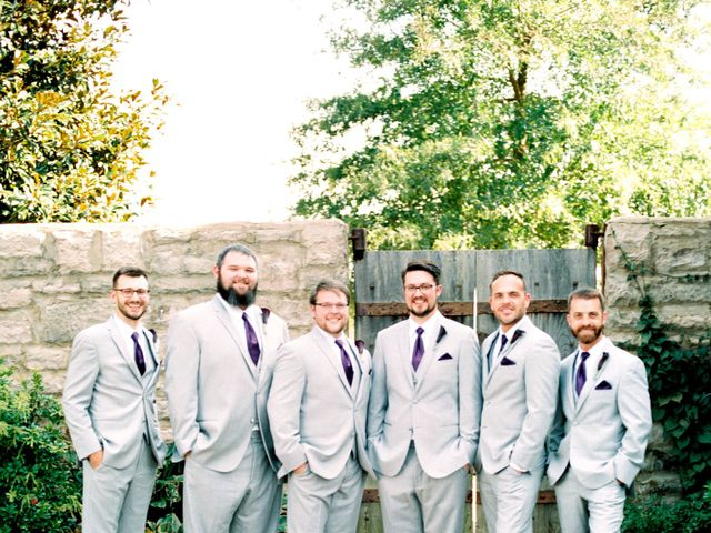 Paula and Brian's Wedding in Blountville, Tennessee 6