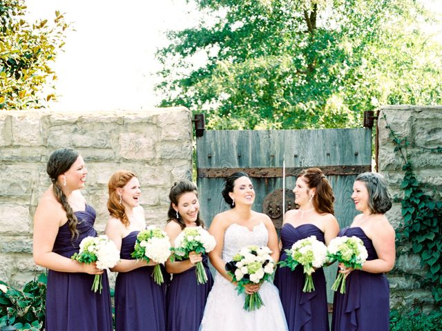 Paula and Brian's Wedding in Blountville, Tennessee 4