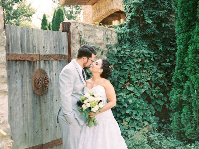 Paula and Brian's Wedding in Blountville, Tennessee 14