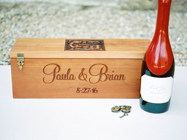 Paula and Brian's Wedding in Blountville, Tennessee 11