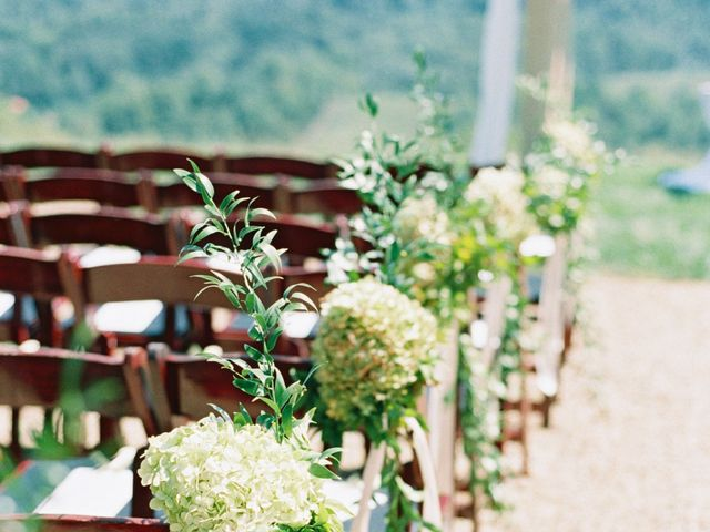 Paula and Brian's Wedding in Blountville, Tennessee 8