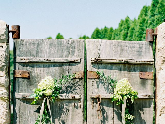 Paula and Brian's Wedding in Blountville, Tennessee 7