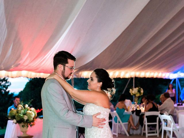 Paula and Brian's Wedding in Blountville, Tennessee 23