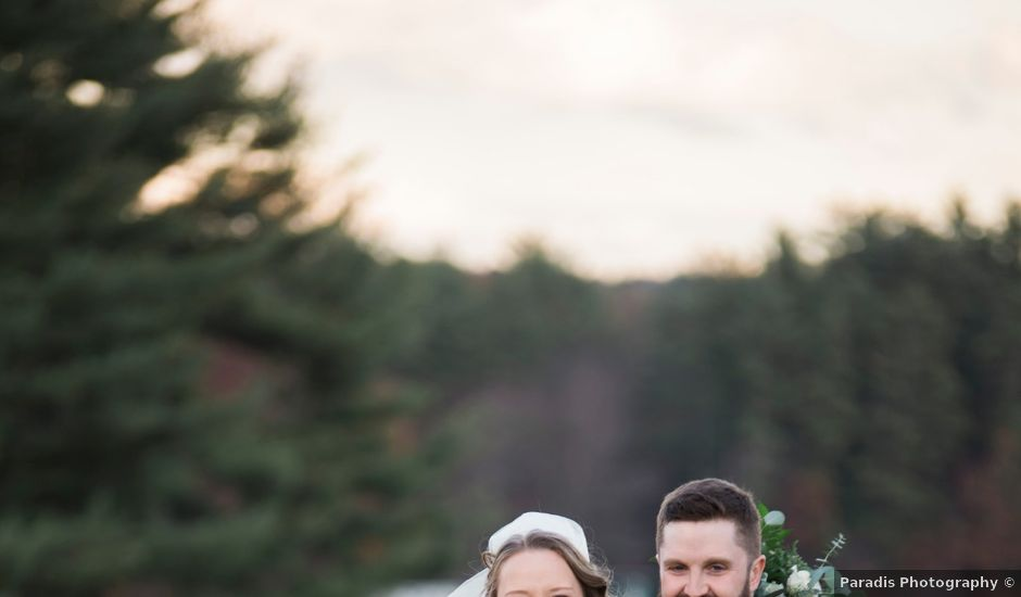 Chris and Paige's Wedding in South Berwick, Maine