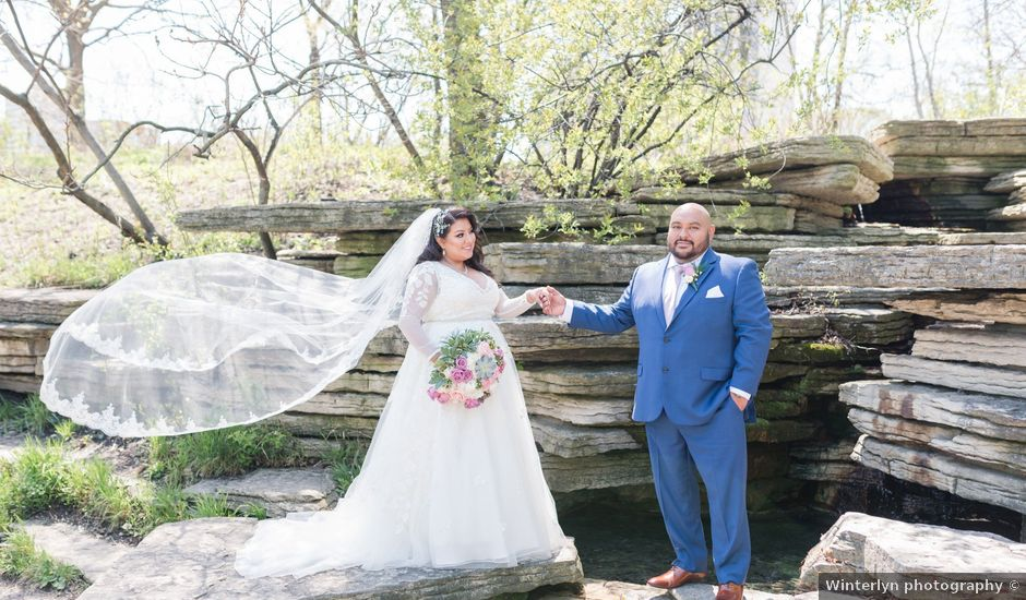 Eric and Irene's Wedding in Chicago, Illinois