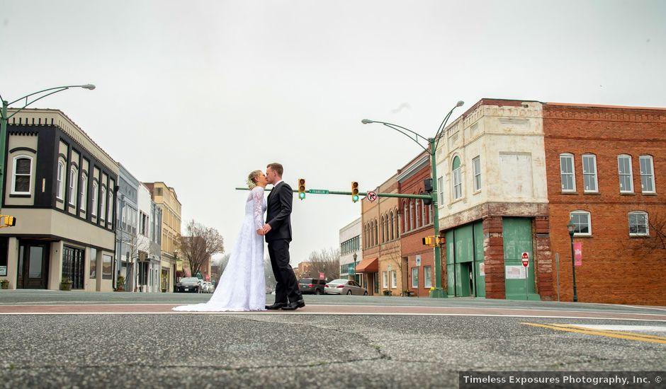 Joseph and Alli's Wedding in Monroe, North Carolina