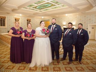 The wedding of Jennifer  and Joshua  1