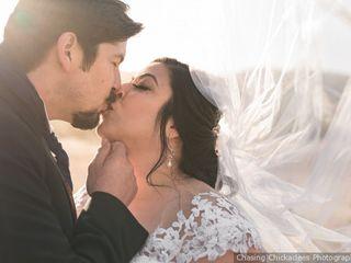 The wedding of Blair and Nathan 2