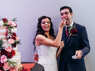 The wedding of Matthew and Vanessa
