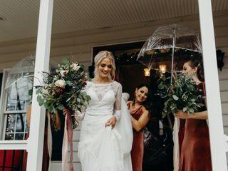 The wedding of Elizabeth and Tim 3