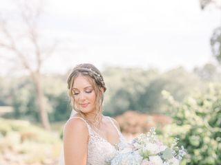 The wedding of Clayton and Savannah 1
