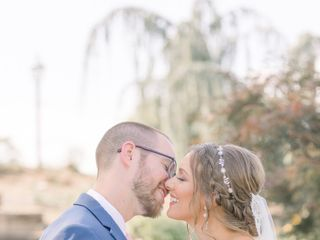 The wedding of Clayton and Savannah 3