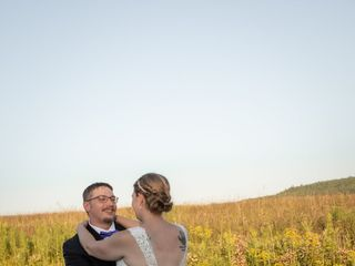 The wedding of Aimee and Kyle 1