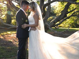 The wedding of Chris and Kerri
