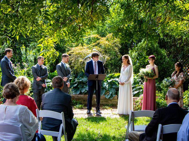 Logan and Stephanie's Wedding in Kansas City, Missouri 2