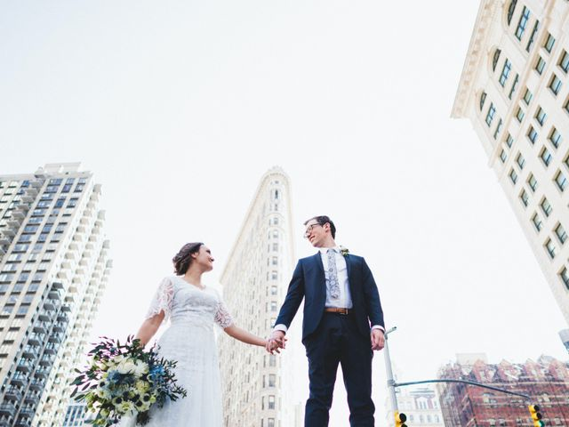 Jake and Zoe's Wedding in New York, New York 1