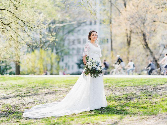 Jake and Zoe's Wedding in New York, New York 3