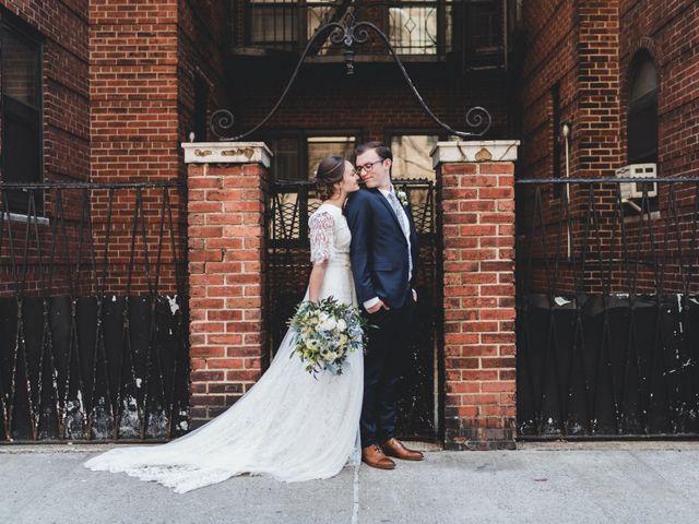 Jake and Zoe's Wedding in New York, New York 5