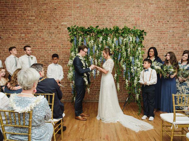 Jake and Zoe's Wedding in New York, New York 8