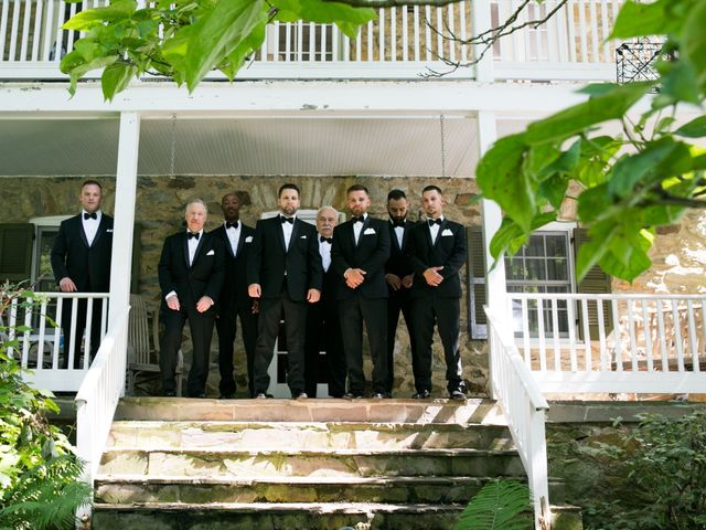 Candace and Joey's Wedding in Middleburg, Virginia 10