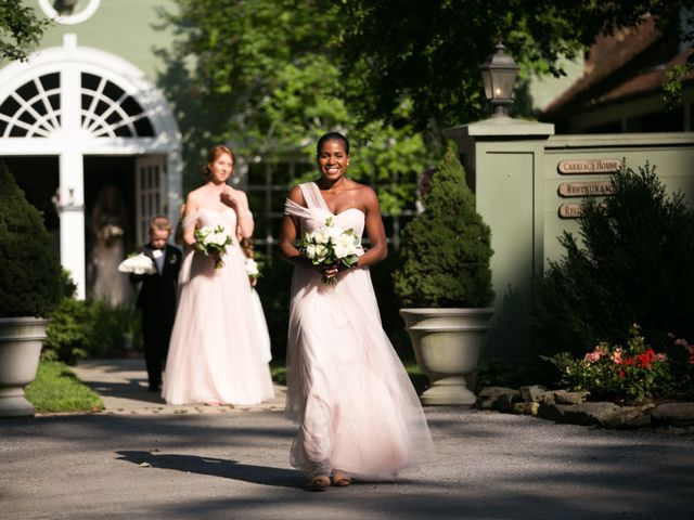 Candace and Joey's Wedding in Middleburg, Virginia 26