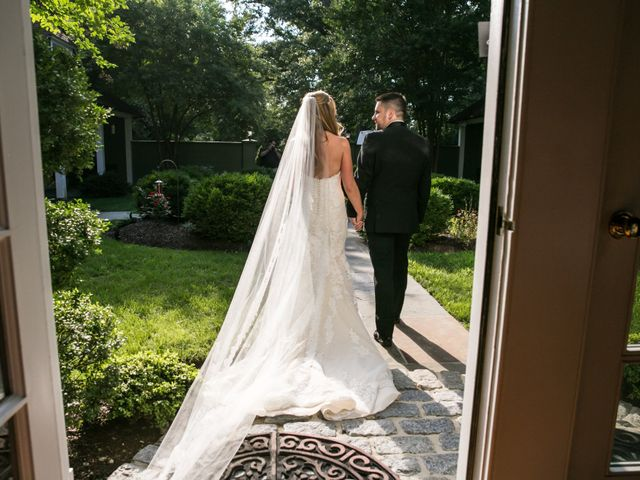 Candace and Joey's Wedding in Middleburg, Virginia 52