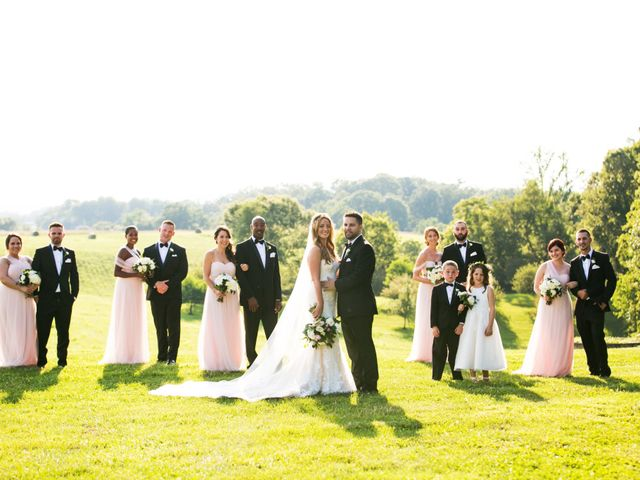 Candace and Joey's Wedding in Middleburg, Virginia 63