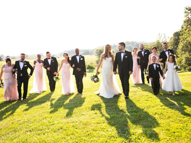 Candace and Joey's Wedding in Middleburg, Virginia 67