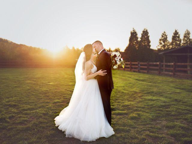 Danny and Lisa's Wedding in Asheville, North Carolina 2