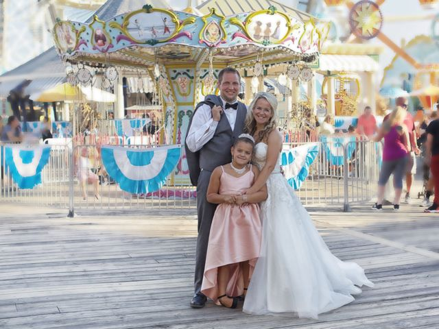Mike and Rory's Wedding in Avalon, New Jersey 1