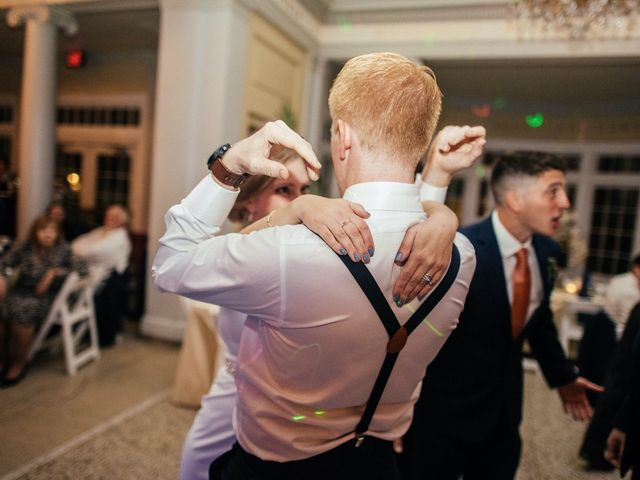 Andy and Eden's Wedding in Saratoga Springs, New York 19