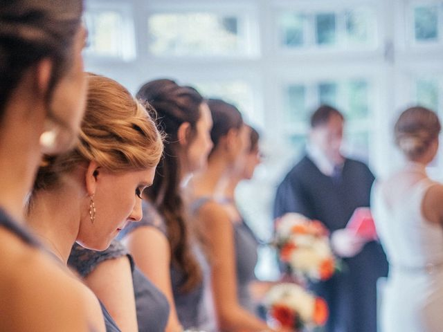 Andy and Eden's Wedding in Saratoga Springs, New York 8