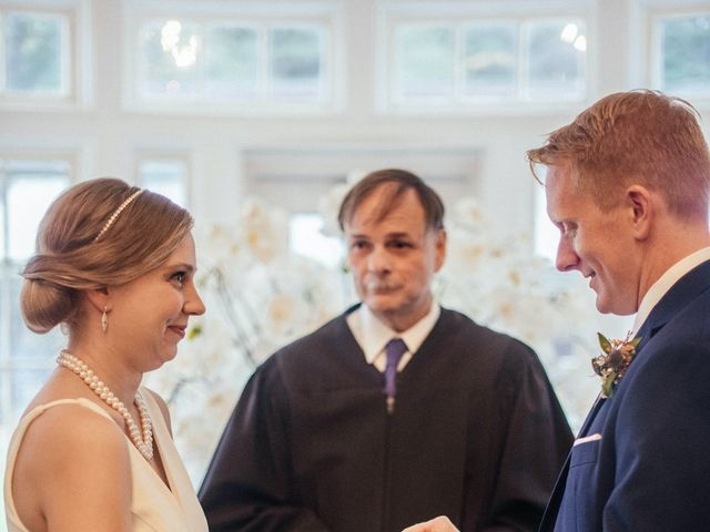 Andy and Eden's Wedding in Saratoga Springs, New York 10