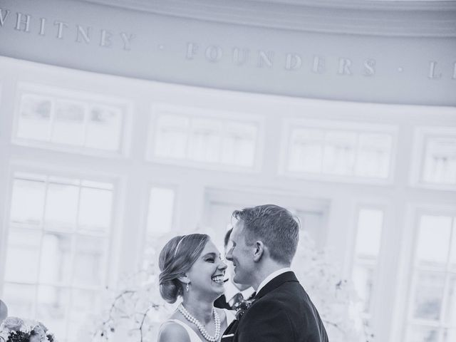 Andy and Eden's Wedding in Saratoga Springs, New York 11