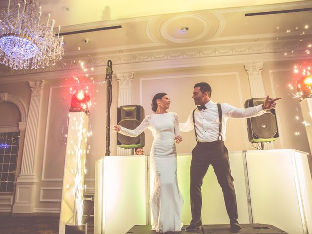Paul and Ashley's Wedding in Rockleigh, New Jersey 7