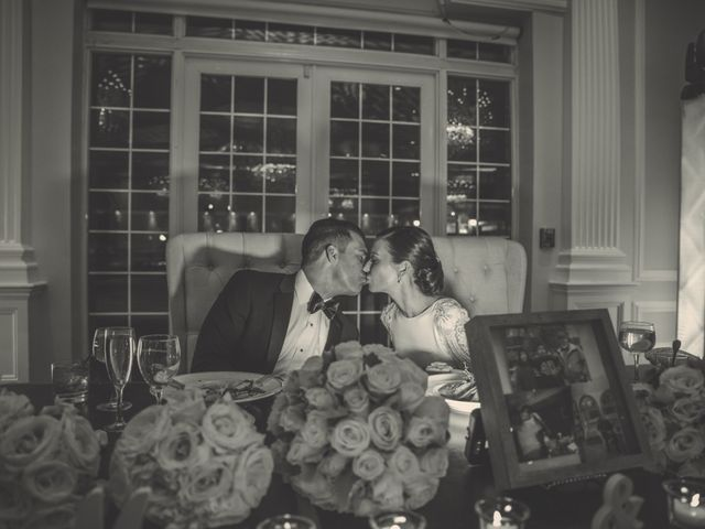 Paul and Ashley's Wedding in Rockleigh, New Jersey 9