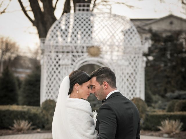 Paul and Ashley's Wedding in Rockleigh, New Jersey 21