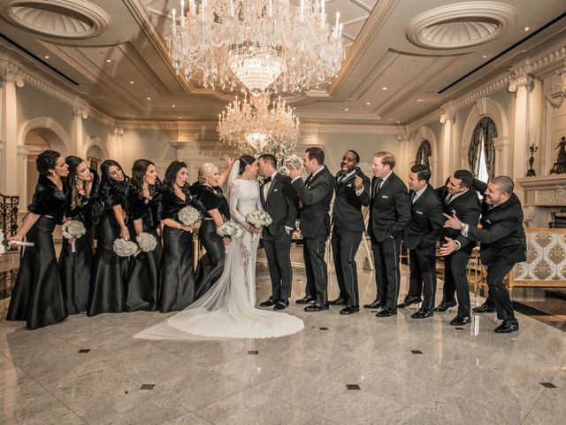 Paul and Ashley's Wedding in Rockleigh, New Jersey 22