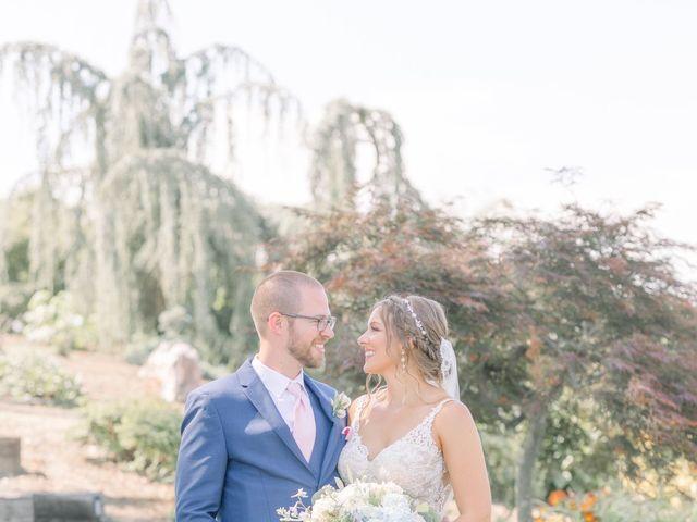Savannah and Clayton's Wedding in Leonardtown, Maryland 3